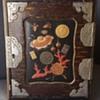 Unusual Asian lacquer box.