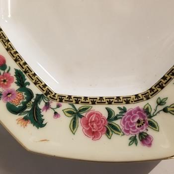 Limoges J Pouyat Wanamaker China pattern  - China and Dinnerware