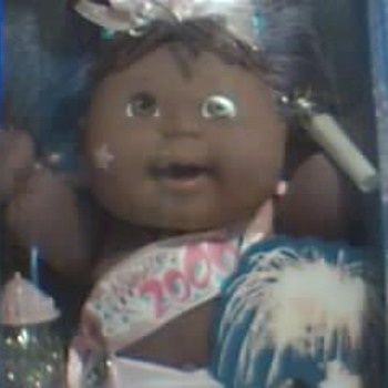 Cabbage Patch Kids Collector Edition #23110 Mattel - Dolls