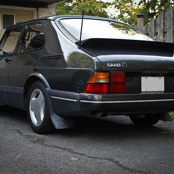 1987 SAAB 900 turbo SPG - Classic Cars