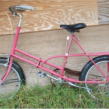 Early Sears Bicycle