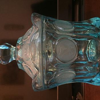 Blue Glassware - Glassware