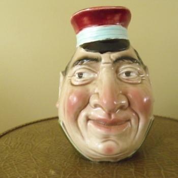 Character Jug - Pottery
