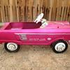 1966-69 Murray Radio sports car,  Pedal car.