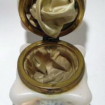 Wave Crest Jewelry Box - C.F Monroe ( or is  it WAVECREST  one word ?? )