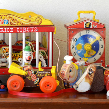 More Fisher-Price Toys - Toys