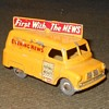 Monotonous Matchbox Monday Bedford Eving News Van