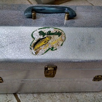My Buddy Tacklemaster Aluminum Tackle Box