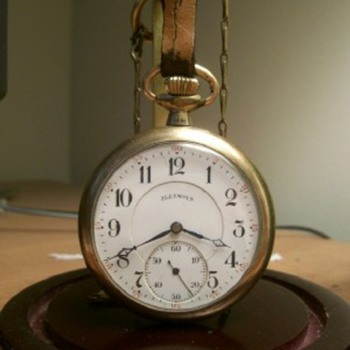 Pocket watch info needed - Pocket Watches