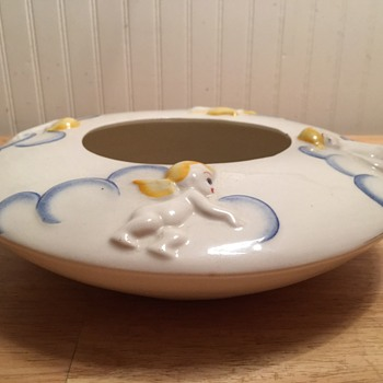 """Sprite Bowl"" (Painted and Solid) - 1940"