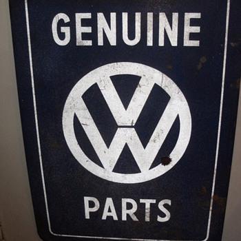 Volkswagen Sign - Signs