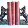 Hubley Scottie Dog Book Ends
