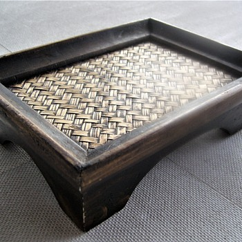 Asian tray, for what and when ? - Asian
