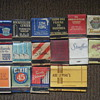 17 matchbook collection