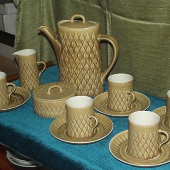 KRONJYDEN COFFEE SET