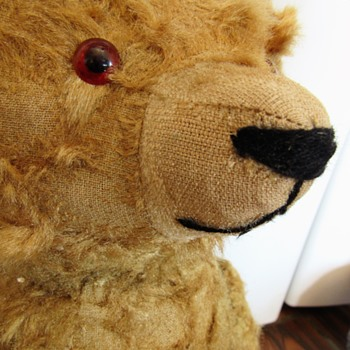 Vintage Teddy Bear_Help Needed - Dolls