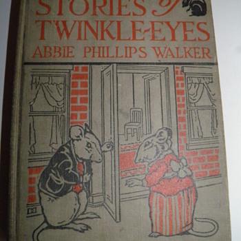Sandman's Stories of Twinkle-Eyes by Abbie Phillips Walker - Books