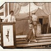 Sideshow Carnival Dancer WAY too Young c. 1930