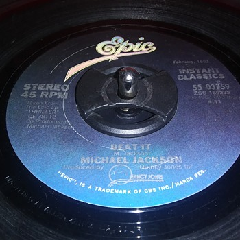 45 RPM SINGLE....#47 - Music Memorabilia