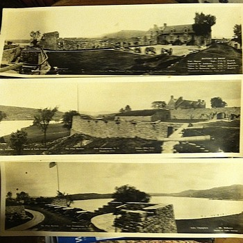 Fort Ticonderoga panoramic pictures - Military and Wartime