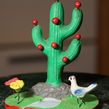 Mexican Country Christmas Decoration