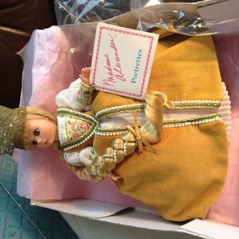 Madame Alexander Doll - Rapunzel