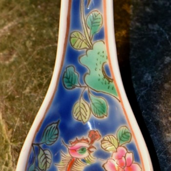 Peranakan / Nonya Straits Spoon - Asian