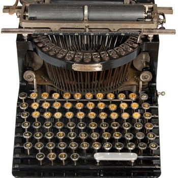 Duplex 2 typewriter - 1890 - Office