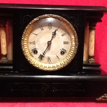Great grandmothers mantle clock