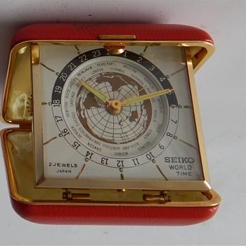 Seiko Travel Clock - Clocks
