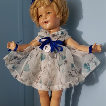 Shirley temple  - Dolls