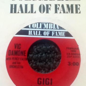 Vic Damone 45 Record - Records
