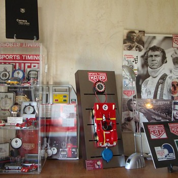 Heuer collection