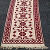 Vintage Rug Two Sided Color Handmade