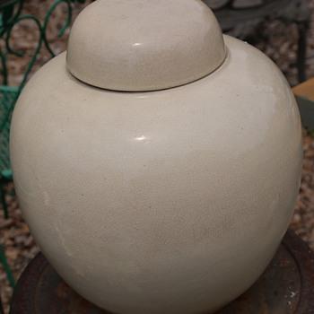Great Big Old Ginger Jar - Asian