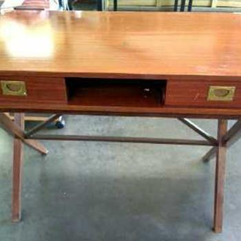 Mid century Teak Desk