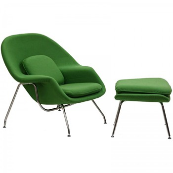 WOMB chair, Eero Saarinen (Knoll Int., 1948) - Furniture