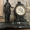 Ansonia clock - has anyone ever seen this figurine?