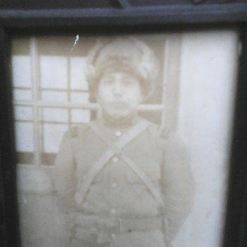 My picture of a Japanese solder