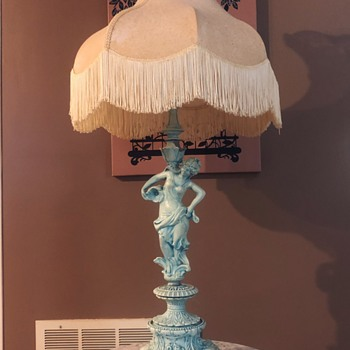 Italian antique lamps - Lamps