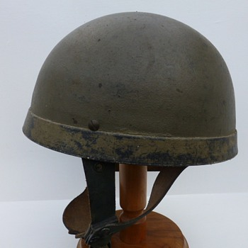Helmet, Steel, Airbourne Troops