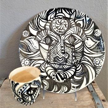 Georgia Mills Jessup Pottery - Pottery