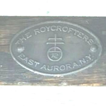 Roycroft Stamp - Arts and Crafts