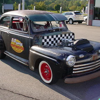 "1946 Ford ""RatRod"" - Classic Cars"