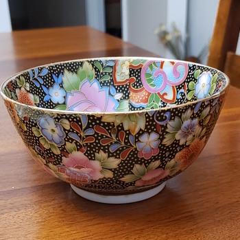 Beautifully made Asian Bowl - Asian