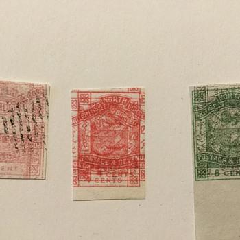 North Borneo error stamps help - Stamps
