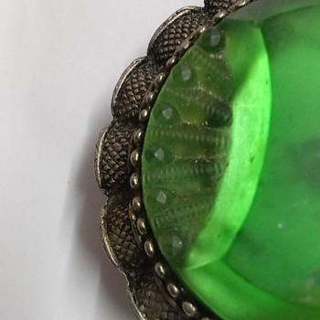 Big Green Mystery  - Fine Jewelry