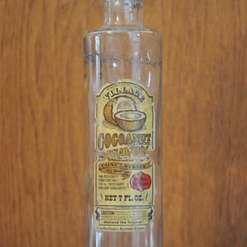 Glass Shampoo Bottle - Bottles