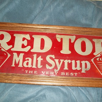 Red Top malt syrup