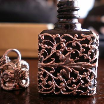 Perfume bottle...